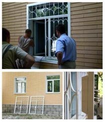 Установка решеток в Белгороде